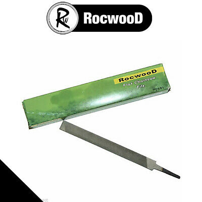 Flat Chainsaw Saw Chain Files 200Mm Long Pack Of 12