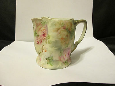 Lovely Antique Royal Bayreuth Rose Tapestry Pitcher