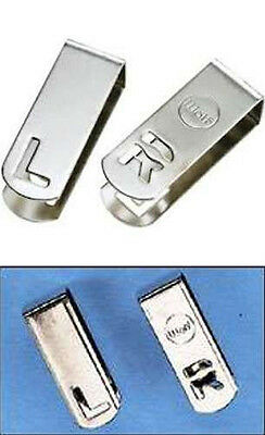 Wolf X-Ray Metal Marker Clip Slip-On L & R / Left & Right Xray Cassette Anatomic