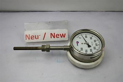 BMG EN 13190 THERMOMETER  KL1.0  manometer kl.1.0