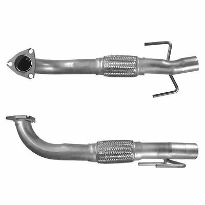 BM Catalysts VAUXHALL VECTRA Exhaust Connecting Link Pipe 50111 2.2 3/2002-
