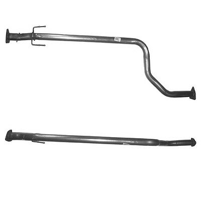 BM Catalysts MG ZS Exhaust Connecting Link Pipe 50093 2.0 10/2001-12/2005