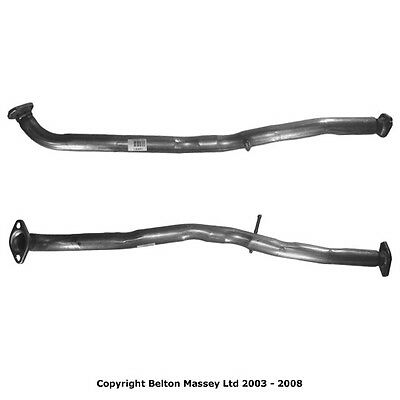1x OE Quality Replacement Exhaust Front Down Pipe