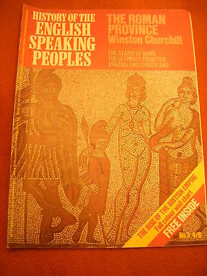 History of the English Speaking Peoples-No.3-The Roman Province / Churchill