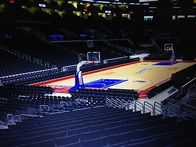 2 Ticks NBA LOS ANGELES CLIPPERS vs LOS ANGELES LAKERS Staples Center 4/7/15