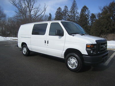 Ford : E-Series Van BEST PRICE 2013 ford e 150 cargo van 4.6 l v 8 auto a c all power options runs great nice
