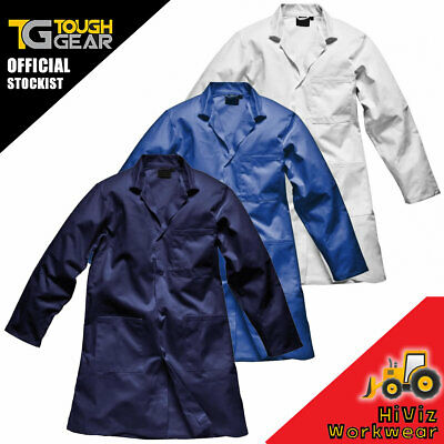 Mens Lab Coat Laboratory / Warehouse Quality Workwear Overall Lab Work Science
