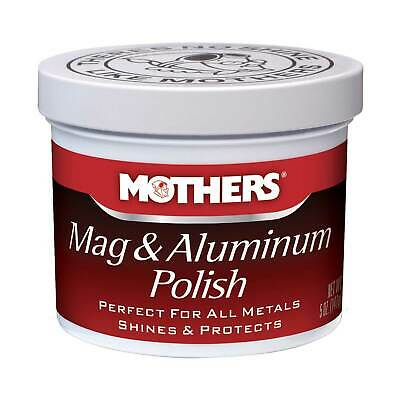 Mothers Mag And Aluminium / Alloy / Metal Polish - 10oz / 295ml Tub