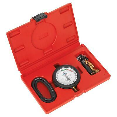 Sealey Catalytic Converter/Exhaust Silencer Back Pressure Gauge Test Kit -VSE953