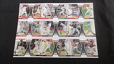 Diamond Duo's Topps 2011 Series 1 & 2 Complete 60 card set