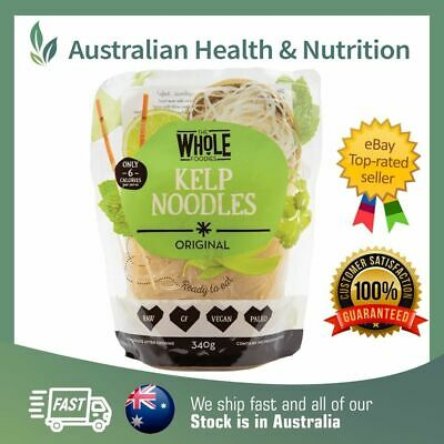 Gold Mine Kelp Noodles 454Gm - Only 6 Calories Per Serve + Free Shipping