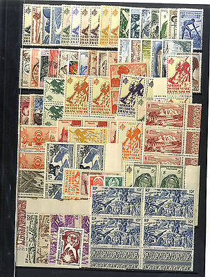 Lot 106 Timbres Afrique Occidentale Francaise