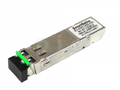 SmartOptics SO-4GFC-50D-C53 1000Base-LX 4/2/1GB 1530 nm 50 km SFP Transceiver