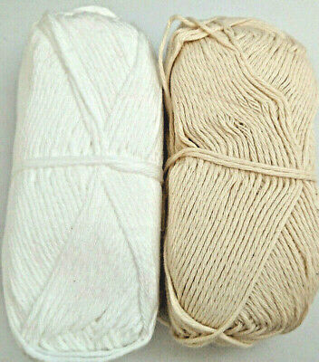 Pegasus Craft Dishcloth Cotton Crochet Knitting Yarn - 100% Cotton - 100g Ball