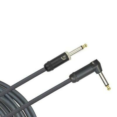 Planet Waves American Stage 20ft Instrument Cable Right Angle PW-AMSGRA-20
