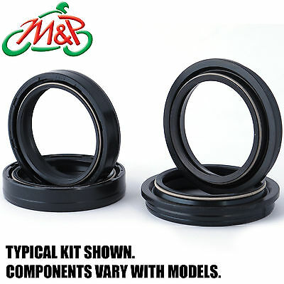 Fork Oil Seals Dust Seals /& Tool for Triumph Daytona 900 1200 93-97