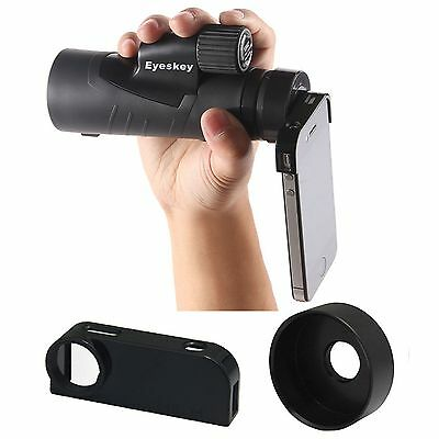Mobile Adapter Connect Mobile to 42mm Eyepiece Telescope&Scope For Iphone4/4S
