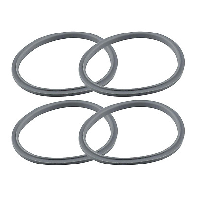 4 Nutribullet Gasket Seals Seal Grey Ring For 900 Pro 900W & Most 600W 600 blade