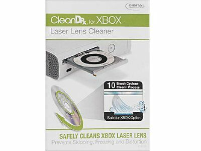 Xbox 360 Disc Laser Lens Cleaner Deluxe Cleaning Call of Duty Discwasher MOH COD