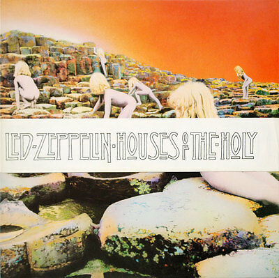 DISCOUNTED 2 Led Zeppelin HOUSES OF THE HOLY 180g 2014 Reissue NEW VINYL LP