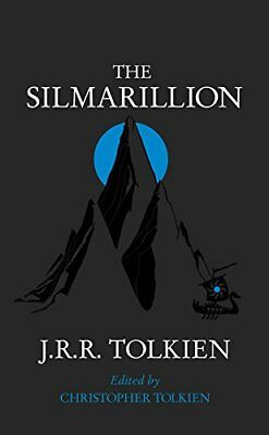 The Silmarillion, Tolkien, J. R. R. Paperback Book The Cheap Fast Free Post