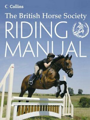BHS Riding Manual by Linington-Payne, Margaret Hardback Book The Cheap Fast Free