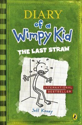 Diary of a Wimpy Kid: The Last Straw (Book 3) by Kinney, Jeff Paperback Book