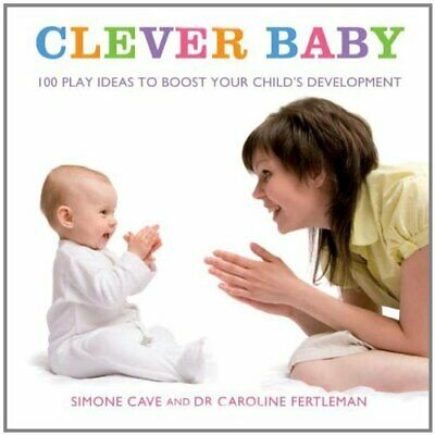 Clever Baby by Simone Cave Paperback Book The Cheap Fast Free Post
