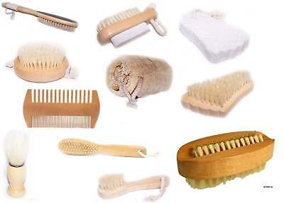 Face and Body Brushes and Scrubs, Exfoliate and Scrub Up