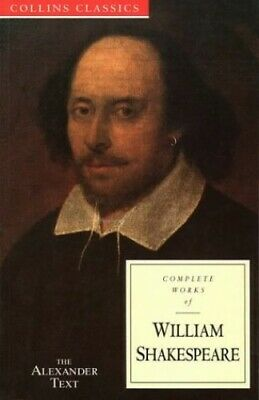 Collins Classics - The Complete Works of Wi... by Shakespeare, William Paperback