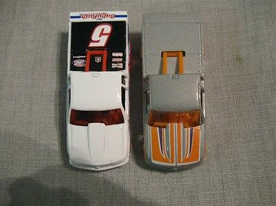 Hot Wheels Chevy Pro Stock S10 Pickup    lot of 2 colors