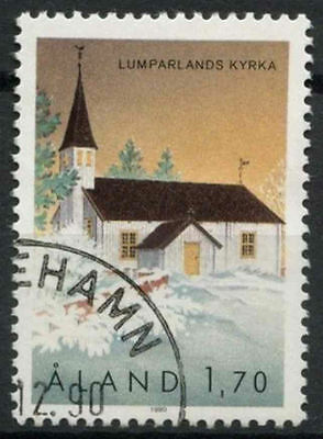 Aland Islands 1990 SG#44 St. Andrews Church Used #A83938