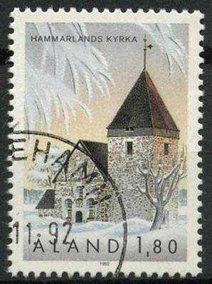 Aland Islands 1992 SG#63 St. Catherines Church Used #A83959