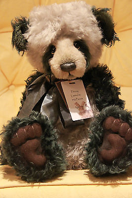 Fitzroy Isabelle Lee Charlie Bear - Limited Edition - BNWT