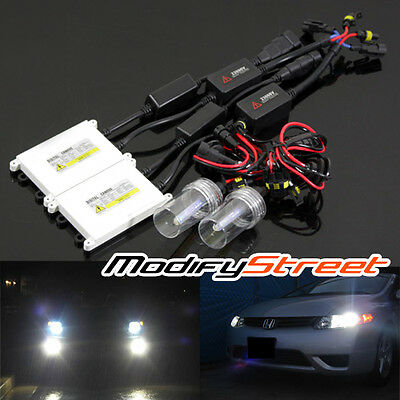H11 4300K STOCK WHITE XENON CAN-BUS BALLAST HID LOW/HIGH BEAM HEADLIGHT/FOG LAMP