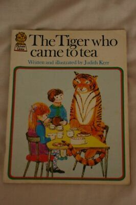 The Tiger Who Came to Tea (Armada Picture Lions) by Kerr, Judith Paperback Book