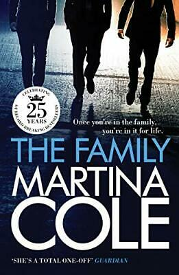 The Family by Cole, Martina Paperback Book The Cheap Fast Free Post