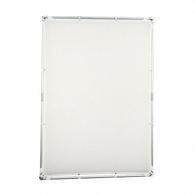 LIFE of PHOTO Portabler Durchlicht-Reflektor SUN PANEL 140x200 cm Diffusor
