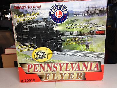 Lionel 6-30018 Pennsylvania Flyer 2006 Train Set C-9