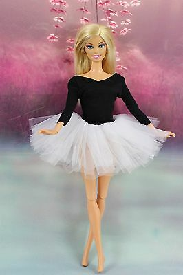 Fashion Handmade Ballet Dress/Clothes/Outfit For Barbie Doll L02B