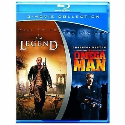 I AM LEGEND OMEGA MAN Brand New Blu Ray Set BUY ANY 3 & SHIPPING IS FREE #5