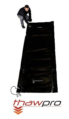 Ground Thawing - Powerblanket EH0310 Ground Thawing Electric Blanket, 3' x 10'
