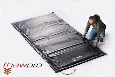 Ground Thawing - Powerblanket EH0509 Extra Hot Ground Thawing Blanket - 5' x 9'