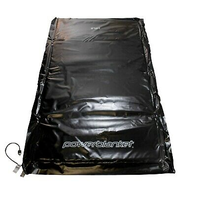 Concrete Curing - Powerblanket MD0304 Concrete Curing Electric Blanket, 3' x 4'