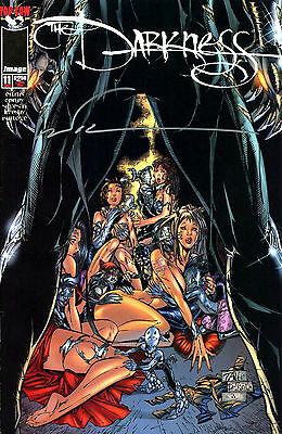 The Darkness #11 Signed By Artist Marc Silvestri (H)