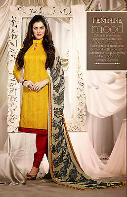 Exclusive Indian Traditional Semi-Stitched  Bollywood  Designer Georgette Suits