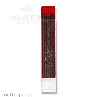 KOH-I-NOOR 2mm GRAPHITE LEADS - All grades available in boxes of 12 leads