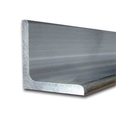"""6061-T6 Aluminum Structural Angle 2"""" x 2"""" x 36"""" (1/4"""")"""