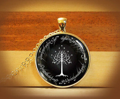 White Tree pendant ,Lord Of The Rings pendant