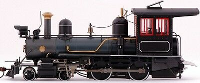 Bachmann On30 Scale Train 4-4-0 DCC Equipped Russia Iron with Trim 28323